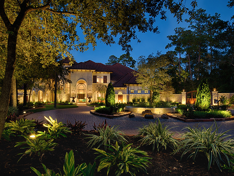 We can handle any landscape lighting job & Landscaping Lighting Jacksonville L u0026 H services Jacksonvilleu0027s ...